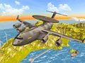 Авиа войны: Симулятор полета 3Д