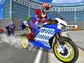Симулятор героя на мотоцикле