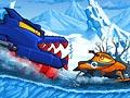 Машина ест машину: Зимние приключения