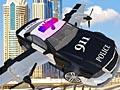 Полицейская летающая машина