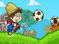 Футбол на ферме